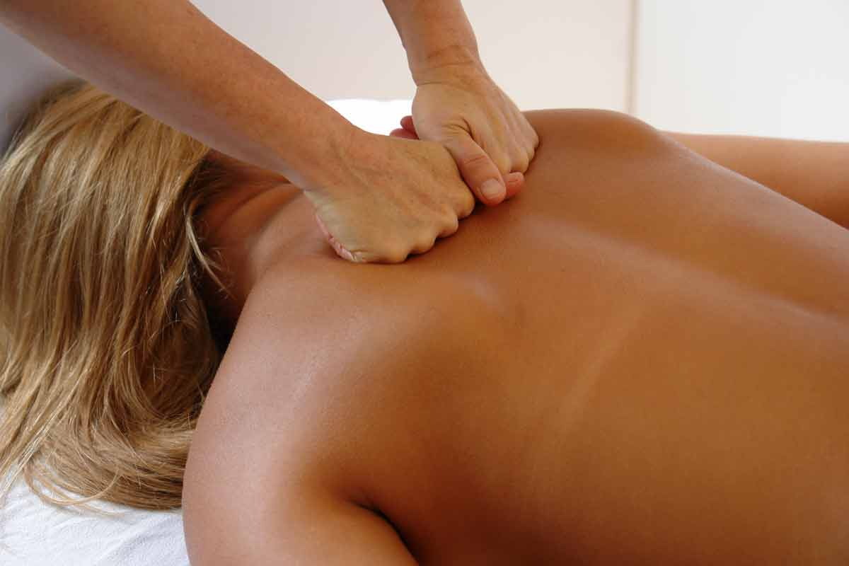 Deep Tissue Massage at All Deep Massage & Wellness Clinic